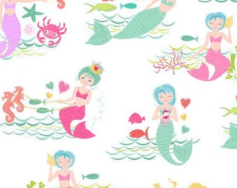 Mermaid Scenic from Andover's Merryn Collection- 2001-1