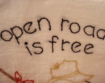Open Road is Free