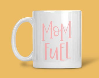 First Time Mom Gift | Cute Mug | Coffee Mug | Best Friend Gift | Funny Mug | Mom Gift | Mom Mug | Gift for Her | Unique Mug | Mom Fuel