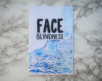 PRINT YOUR OWN - Face Blindness