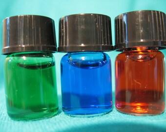 NIGHT QUEEN MUSK  Perfume Oil Body Fragrance Oils 5/8 Dram Sample