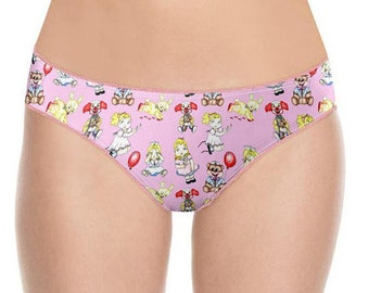 Charlottes Toybox Knickers Pink