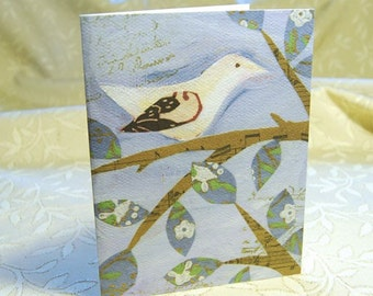 Winter Bird Note Cards