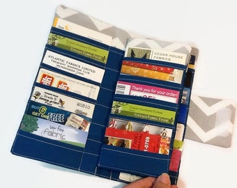 Credit Card Holder, Credit Card Organizer, Credit Card Wallet, Women's Card Wallet, Gift Card Holder