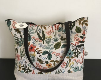 Shoulder Bag Oxane - Rifle Paper & Co - Amalfi