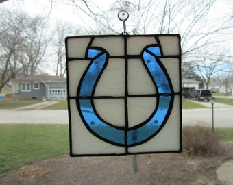 Indianapolis Colts Suncatcher