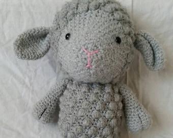 Cuddly Sheep doll