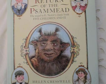 The Return of the Psammead ( Sequel to Five Children and It) With Colour Plates 1992