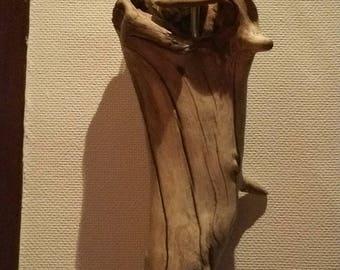 Very hard wood applique