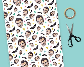 Selleck Wrapping Paper