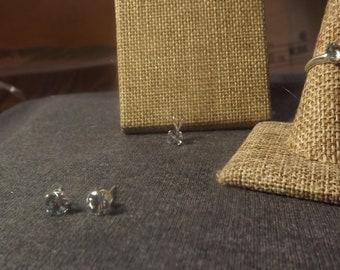 Sky Blue Topaz Jewelry Set