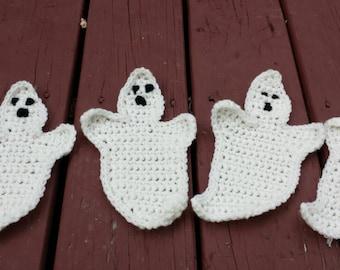 Ghostly Coaster Set