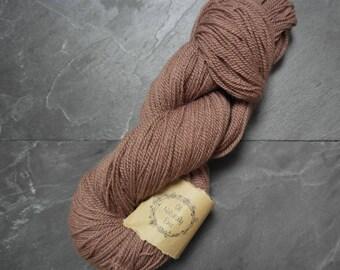 Organic Merino Sock Yarn Naturally Dyed