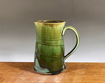 22 ounce , Ceramic Mug , Handmade Mugs , Pottery Mug, Coffee Mug , Beer Mug , Tea Cup , Great Beer or Coffee Lovers Gift !