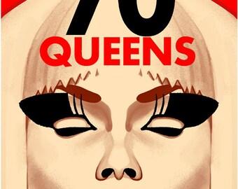 70 QUEENS - Season 7 Collection