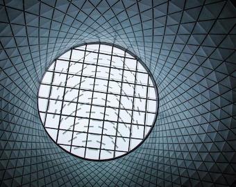 Fulton Street Station Skylight, NYC