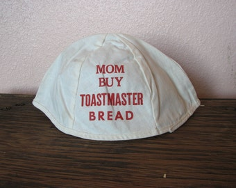 Toast Master Bread Advertising Hat