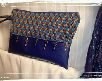 Evening clutch or everyday handmade