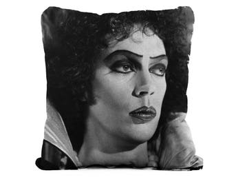 Rocky Horror Picture Show Tim Curry frank n furter - Cushion Case Covers, New Cotton Textile