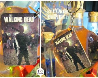 Keychain The Walking Dead OR Fear The Walking Dead