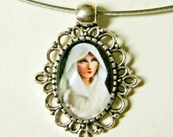 Virgin Mary necklace - AP01-111