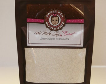 Sweet Pea Gluten Free Chocolate Chip Cookie Mix