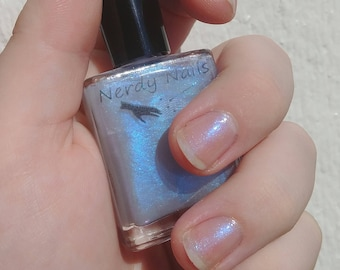 Icicles 10-free vegan Nail Polish