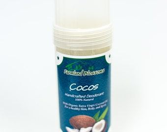 Cocos - A natural deodorant