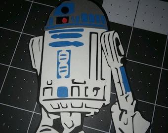 R2D2 Star Wars SVG