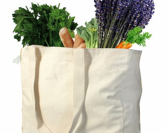 Organic Canvas Bag, Organic Canvas Tote, Organic Cotton Canvas, Organic Bag, Organic Cotton Bags, Cotton Canvas Bag, Cotton Grocery Bags