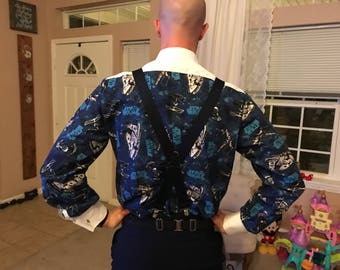 Custom formal party shirt, You provide the Fabric