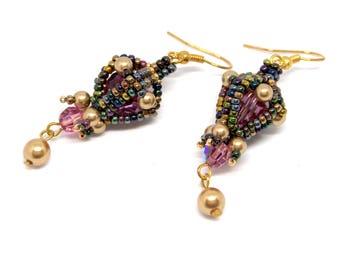 Lantern Earrings