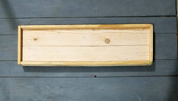 Blank wood pallet sign with frame/paint your own sign/paint party ...