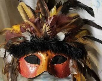 Headress Style Mask