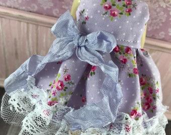 Blythe Dress - Lilac Floral
