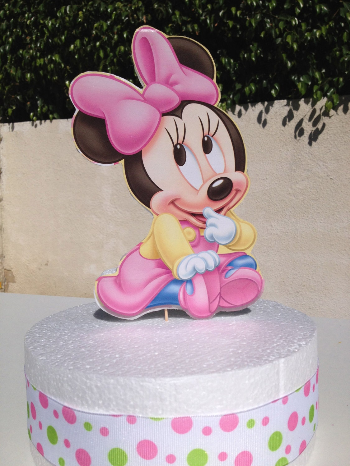 Minnie And Mickey St Birthday Cakes