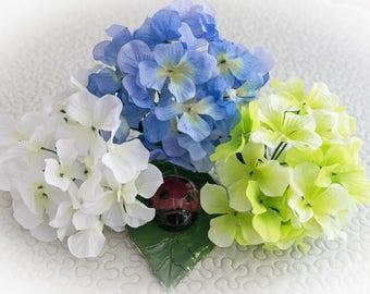 Hydrangea Flower Pen