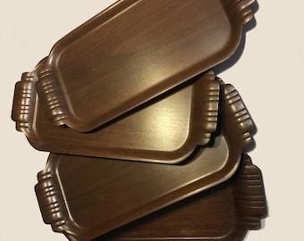 Vintage Toastmaster tray set