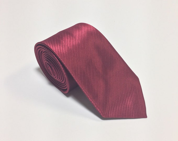 "The ""Red Wedding"" Silk Tie"