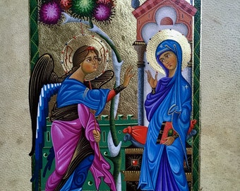 3.Annunciation
