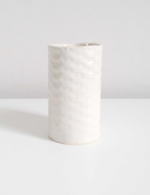 Small Patterned Cup/Vase
