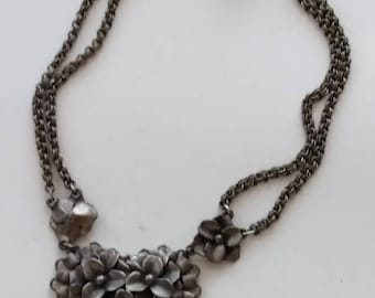FAB old bookchain necklace older piece