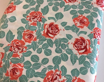 Woodland Fabric, Boho Fabric, Floral fabric, Woodland Fusions by Art Gallery, Pruning Roses Woodlands- You Choose the Cut