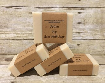Poison Ivy Goat Milk Soap