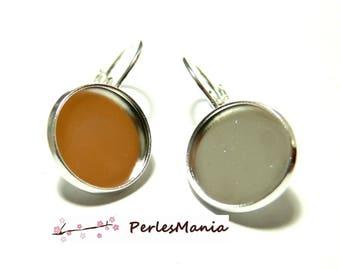 quality 16mm stainless steel ref 35375 sleeper earring 1 pair