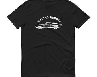 Oldtimer t-shirt//vintage/heroe/woman shirt/man shirt/retro shirt/motorsport/classic car shirt/racing shirt