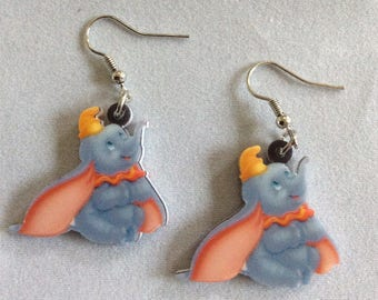 Dumbo the Elephant Earrings