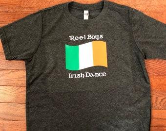 Reel Boys Irish Dance