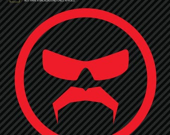 Dr Disrespect Twitch Decal - The Two Time (2)