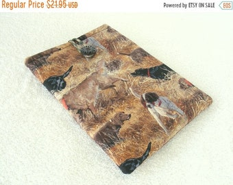 On Sale Now Hunting Dogs, IPad Mini Case, Kindle Fire Case, IPad Mini Cover, Kindle Fire HDX Cover, Nook HD Cover, Small Tablet Cover, 8 1/4